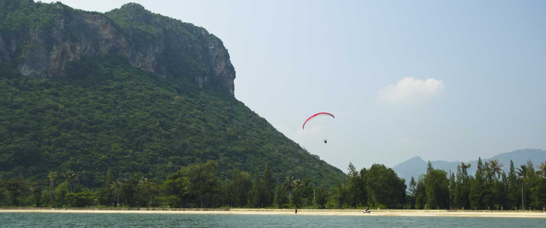 WELCOME TO 300 PEAKS PARAGLIDING, THAILAND